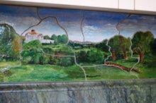 Villa Borghese - tile backsplash3