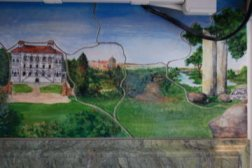 Villa Borghese - tile backsplash4