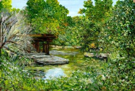 lincoln park landscape, 2011