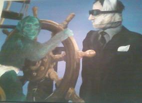 monkey sea, 2003