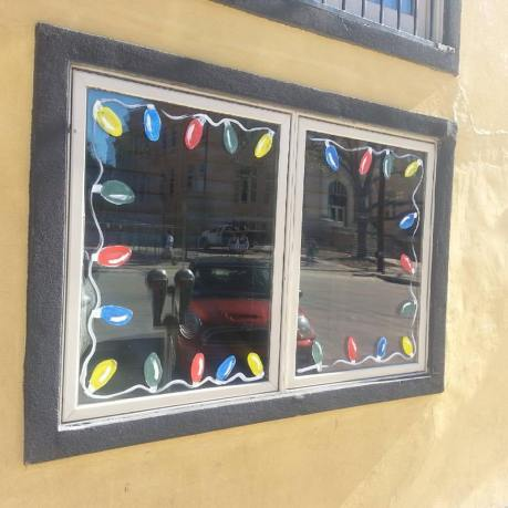windows - fry street public house, denton